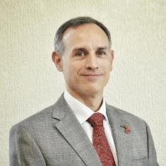 Dr. Hugo López-Gatell Ramírez